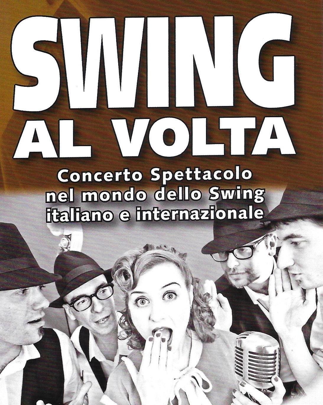 Swing e giraVOLTA…